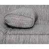 sofa clic clac cinza