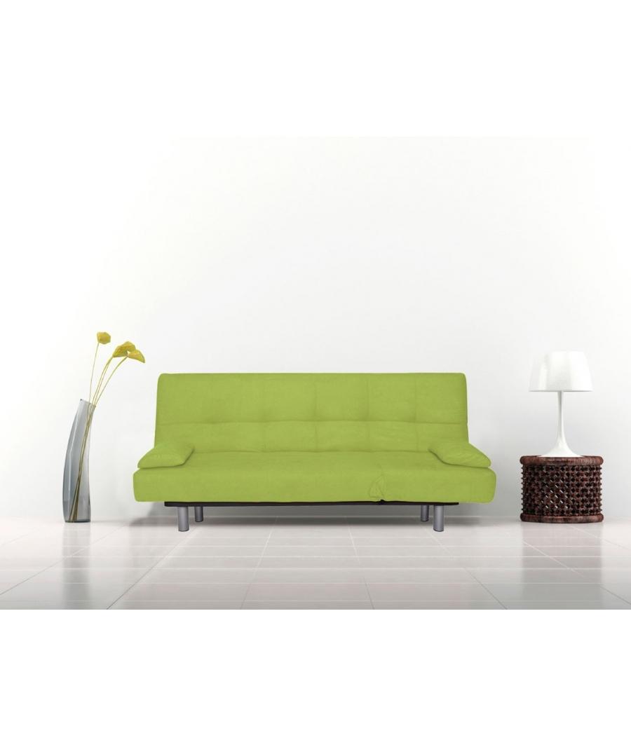 Sof cama amov vel - Sofa cama verde ...