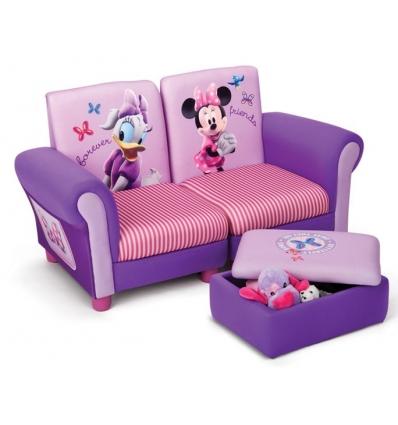Sofa minnie mouse em oferta