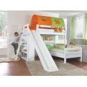 Beliche com slide madeira