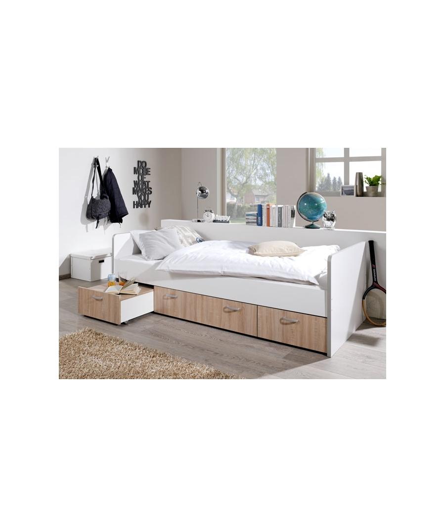 cama individual com gavetas