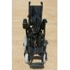 Cadeira de rodas eléctrica dobrável