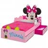 cama com gavetas Minnie mouse