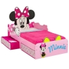 Minnie mouse cama gavetas