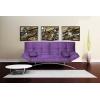 Sofa lilás