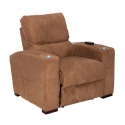 Cadeiras relax home cinema