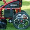 Cadeira de rodas electrica com joystick