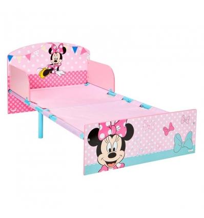 Cama transição Minnie Mouse