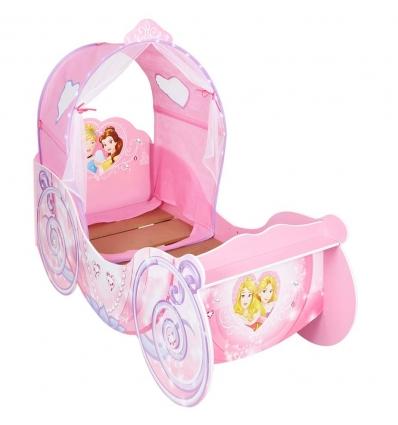 Cama carro princesas disney befara - Letto delle principesse ...