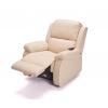Sofá de massagem pele sintetica bege