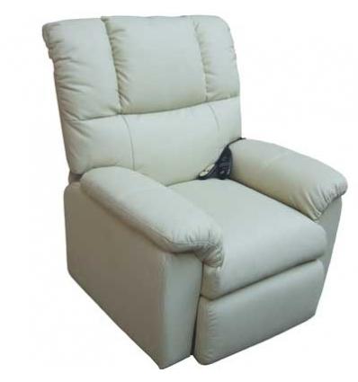 Sofá elevatório com massagens