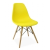 Cadeira cor amarelo