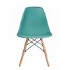 cadeira cor turquesa