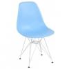 Cadeira azul claro
