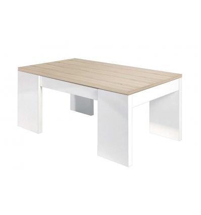 Mesa com arrumação