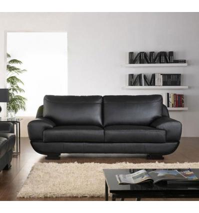 Sofa de pele oriental