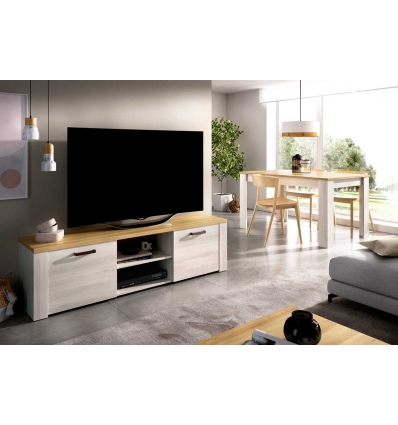 MOVEL DE TV COMPACTO 2 PORTAS ANAIS