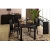Cadeiras de mesa de jantar marrom em oferta