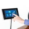 Sofá de massagem com ecrã