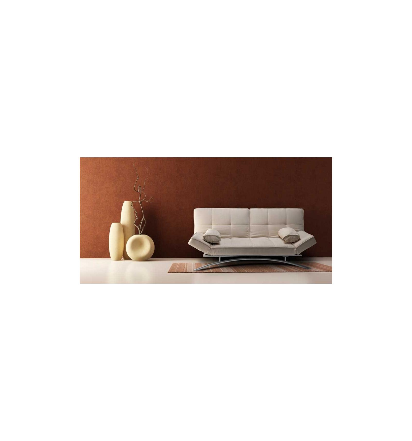 Sof cama clic clac branco for Sofa cama clic clac conforama