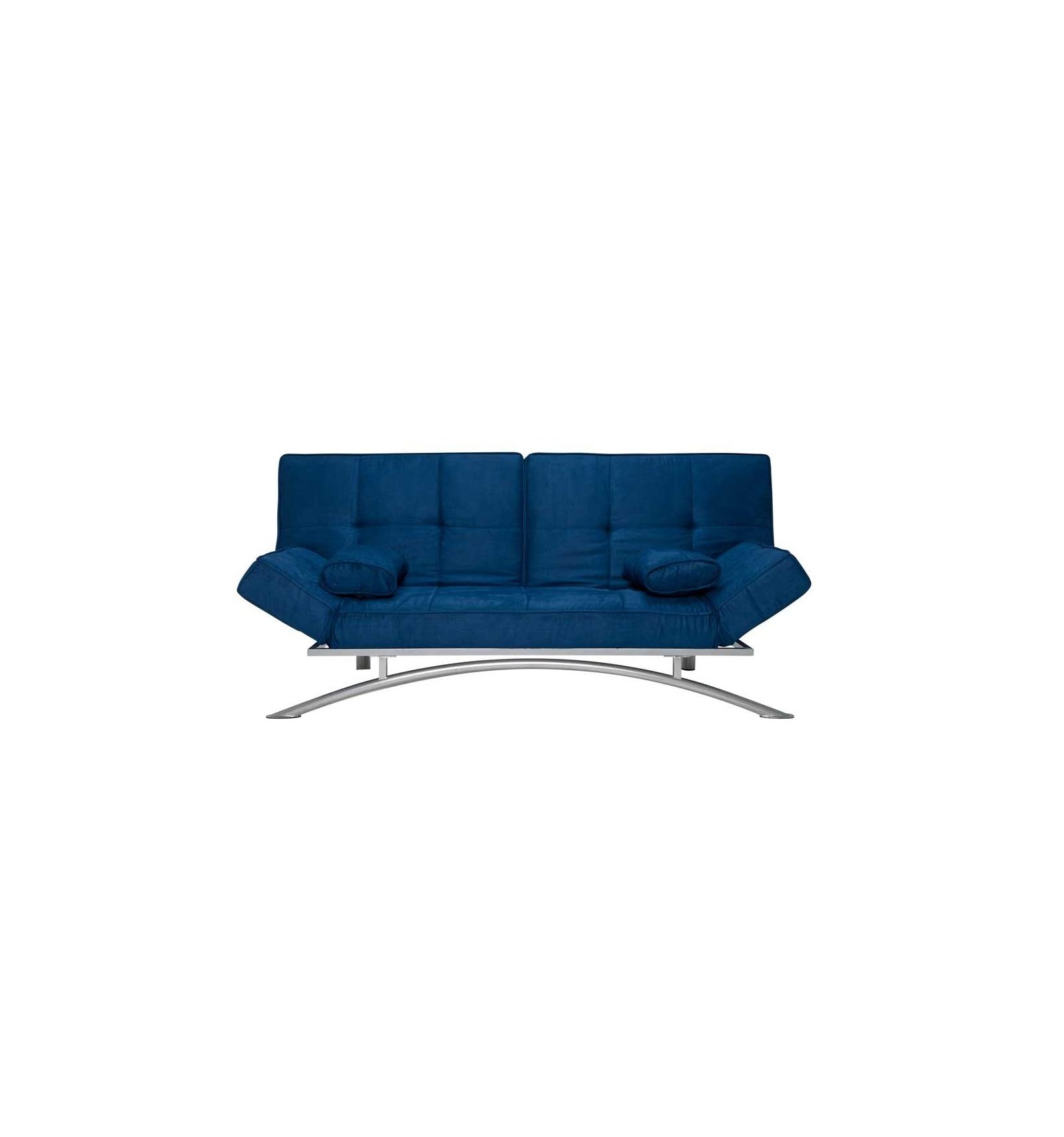 Sof s cama clic clac azul for Sofa cama clic clac 135