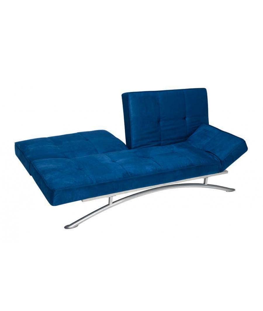 Sof s cama clic clac azul for Sofa cama clic clac